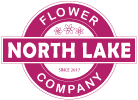 North Lake Flower Co. logo